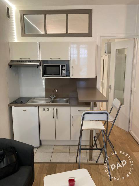 Location meubl e appartement 2 pi ces 23 m paris 17e 23 for Location appartement meuble paris