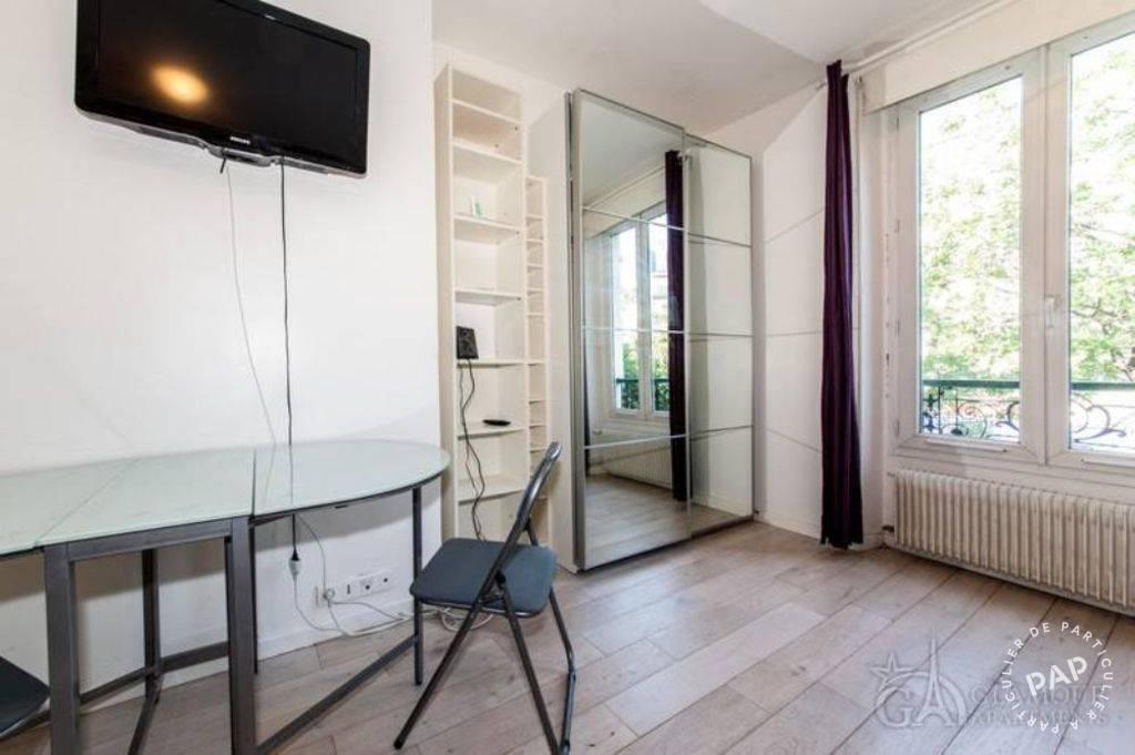 location meubl e studio 20 m paris 16e 20 m 900 de particulier particulier pap. Black Bedroom Furniture Sets. Home Design Ideas