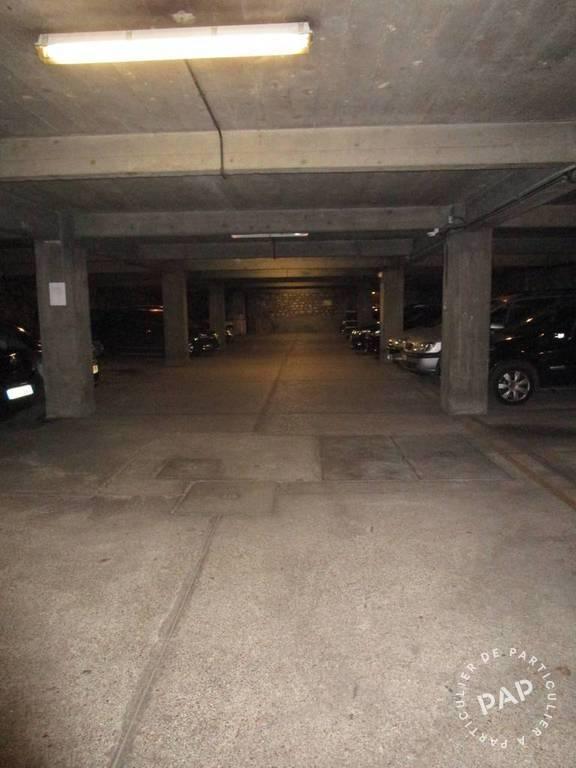 location garage parking paris 14e 119 de