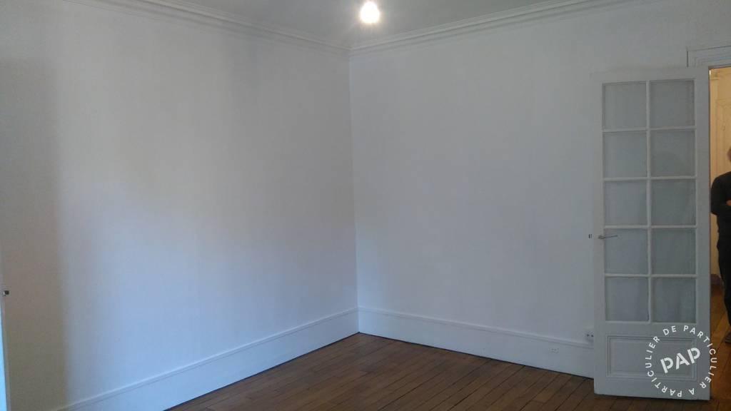 Location appartement 2 pi ces 58 m paris 15e 58 m 1 for Location appartement non meuble paris