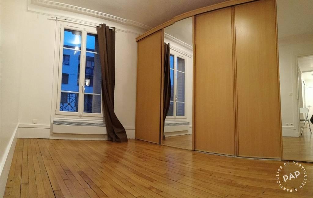 Location meubl e appartement 2 pi ces 39 m levallois for Bineau mural levallois perret