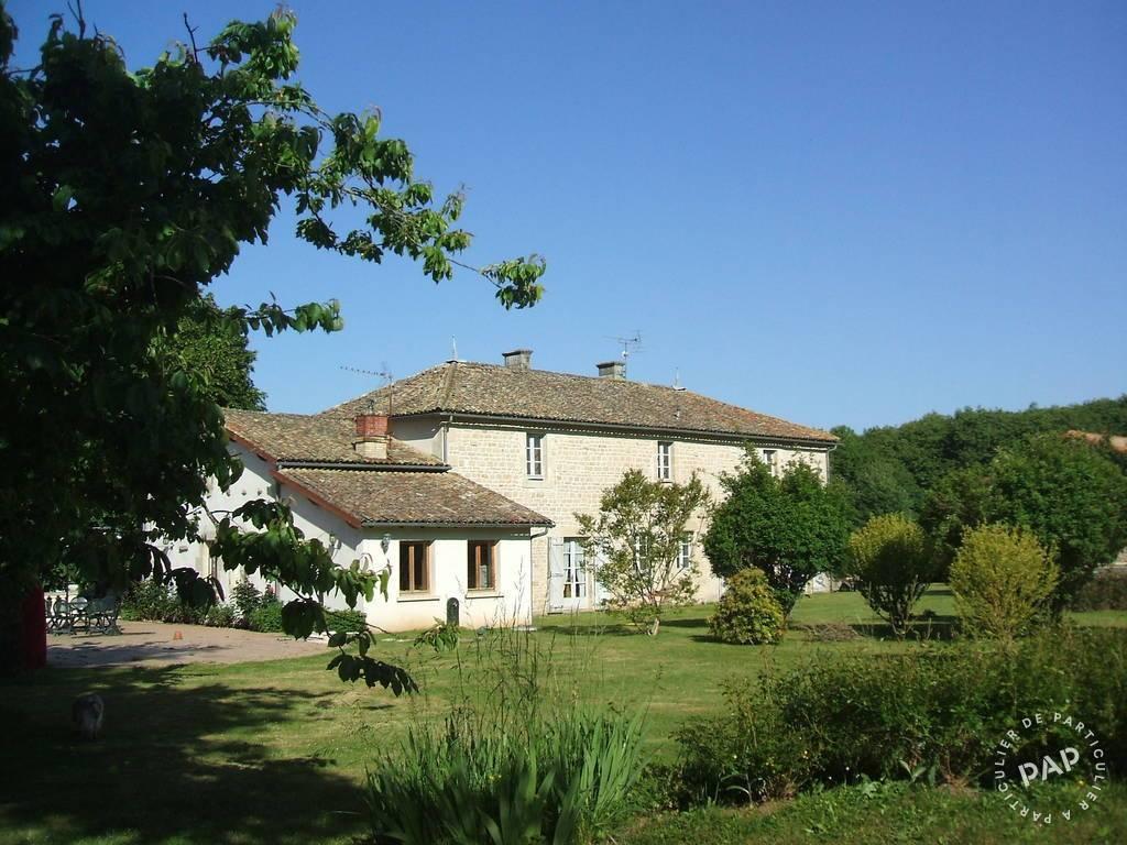 Maison 285.000€ 266m² Saint-Vincent-La-Chatre (79500)