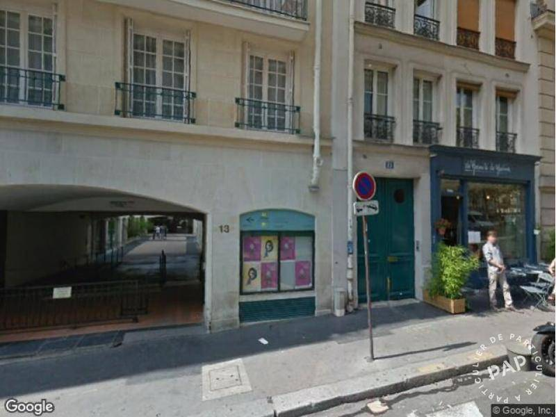 Location garage parking paris 5e 115 de particulier for Garage poniatowski paris 12 paris