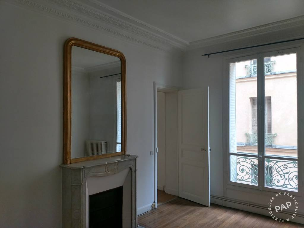 Location appartement 2 pi ces 44 m paris 15e 44 m 1 for Location appartement meuble paris