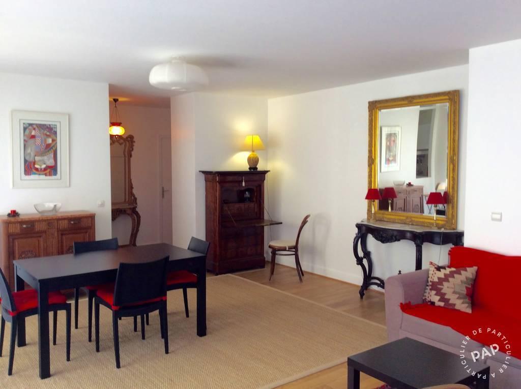 Location meubl e appartement 2 pi ces 66 m paris 3e 66 for Appart maison a louer
