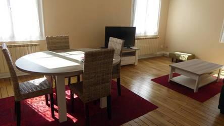 Location meublée appartement 2pièces 50m² Troyes (10000) - 550€