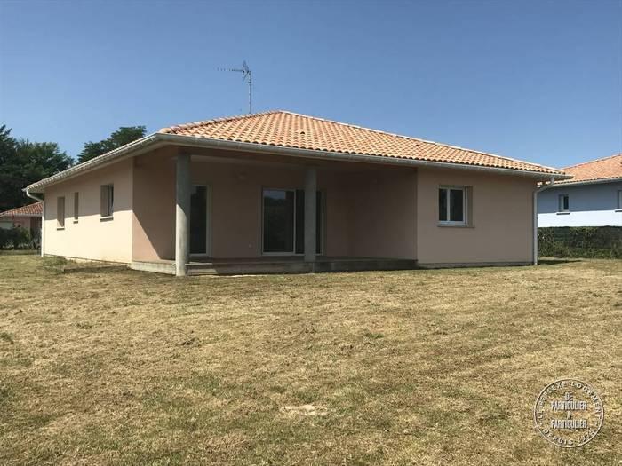 Vente maison 115 m hinx 40180 115 m de for Maison neuve pour 80000 euros