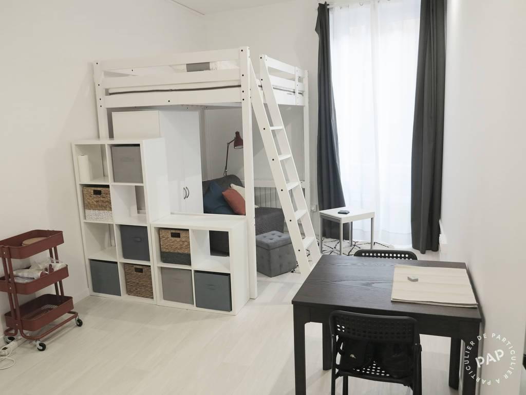 location meubl e studio 21 m lyon 3e 21 m 640 de particulier particulier pap. Black Bedroom Furniture Sets. Home Design Ideas