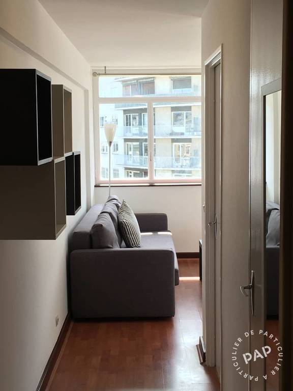 Location studio 29 m paris 16e 29 m de for Meuble contemporain paris