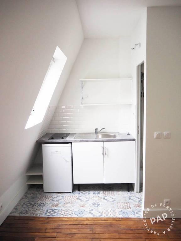 Location studio 15 m paris 17e 15 m 700 de for Location appart meuble paris