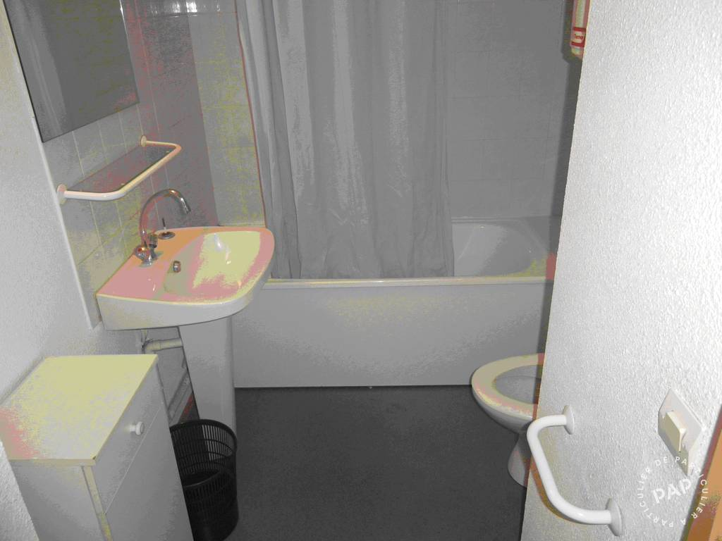 Location meubl e studio 20 m lyon 8e 20 m 420 de for Appartement meuble lyon
