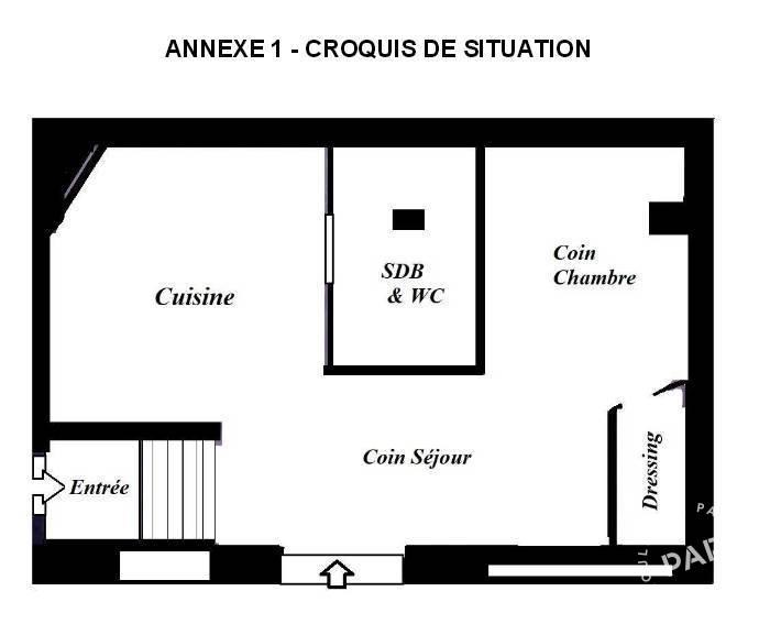 Location meubl e studio 35 m issy les moulineaux 92130 for Au coin du meuble