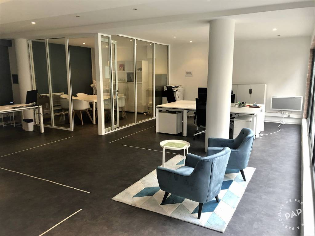 Location Local commercial 68m²