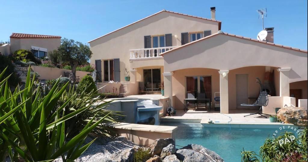 Vente Maison 11Km Leucate 185m² 569.000€