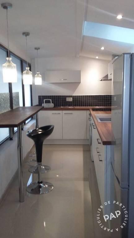 location meubl e appartement 2 pi ces 50 m nimes 30 50 m 660 de particulier. Black Bedroom Furniture Sets. Home Design Ideas