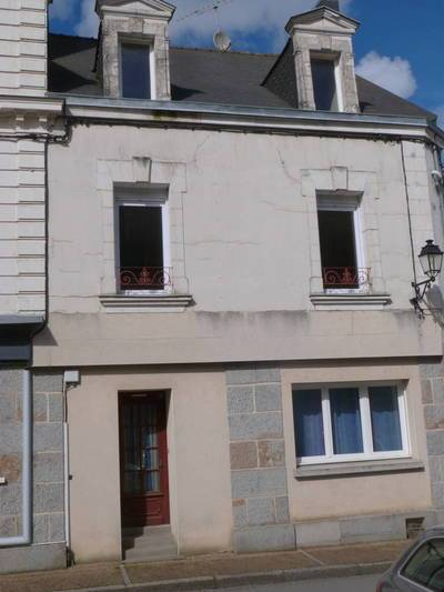 Vente maison 105m² Martigne-Ferchaud (35640) - 65.000€