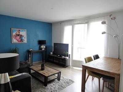 Location meublée appartement 3pièces 55m² Vincennes (94300) - 1.620€