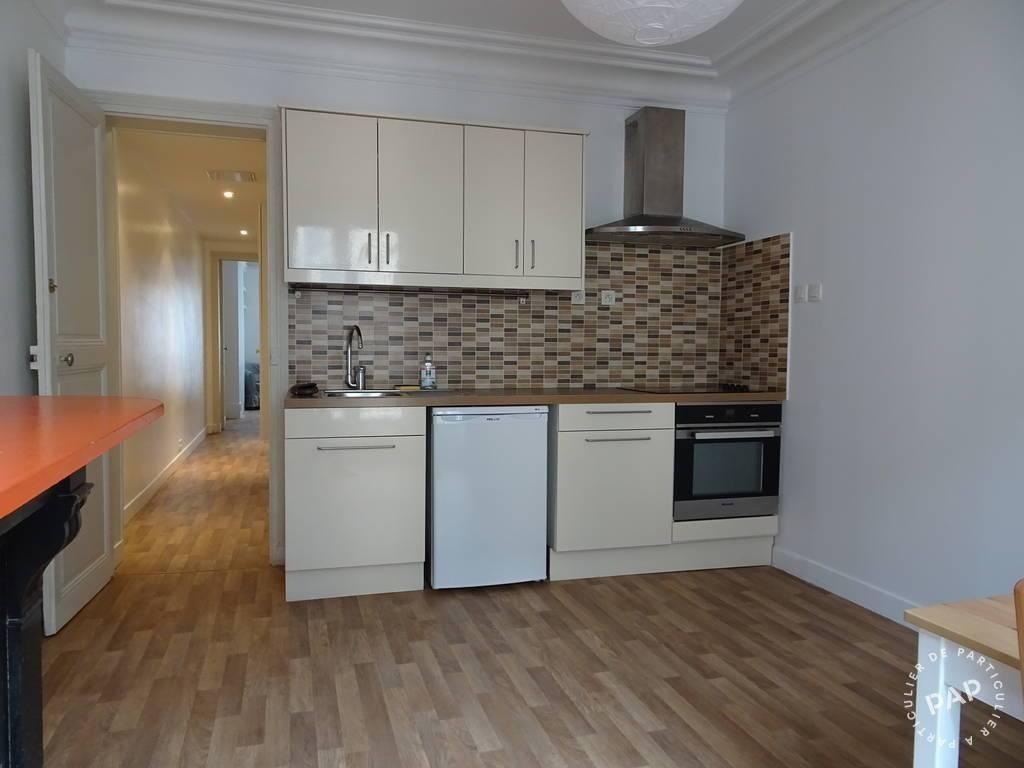 Location meubl e appartement 2 pi ces 39 m paris 14e 39 for Location studio meuble paris 16