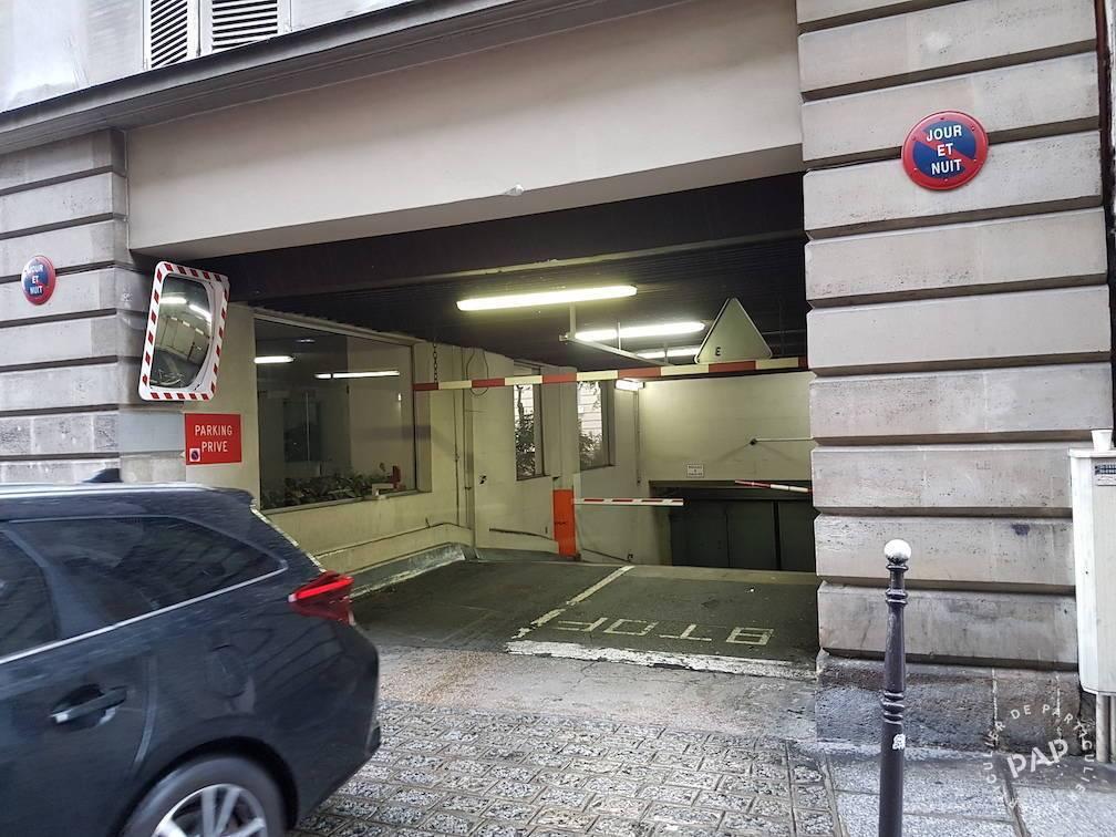 Location garage parking paris 3e 170 de particulier for Garage volkswagen paris 13