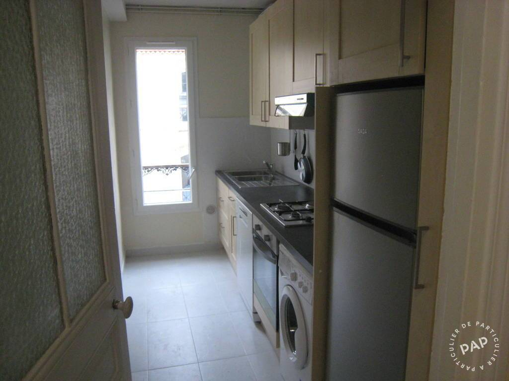 Location meubl e appartement 2 pi ces 37 m paris 17e 37 for Location appartement meuble paris