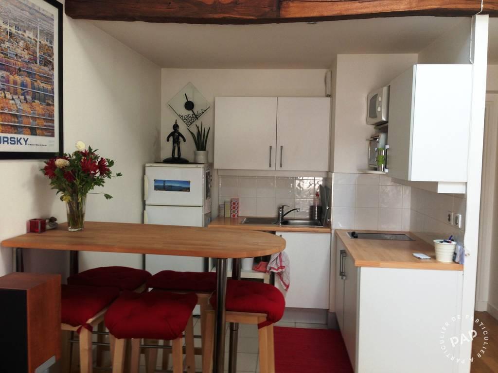 Location appartement 2 pi ces 40 m paris 18e 40 m 1 for Location appartement non meuble paris