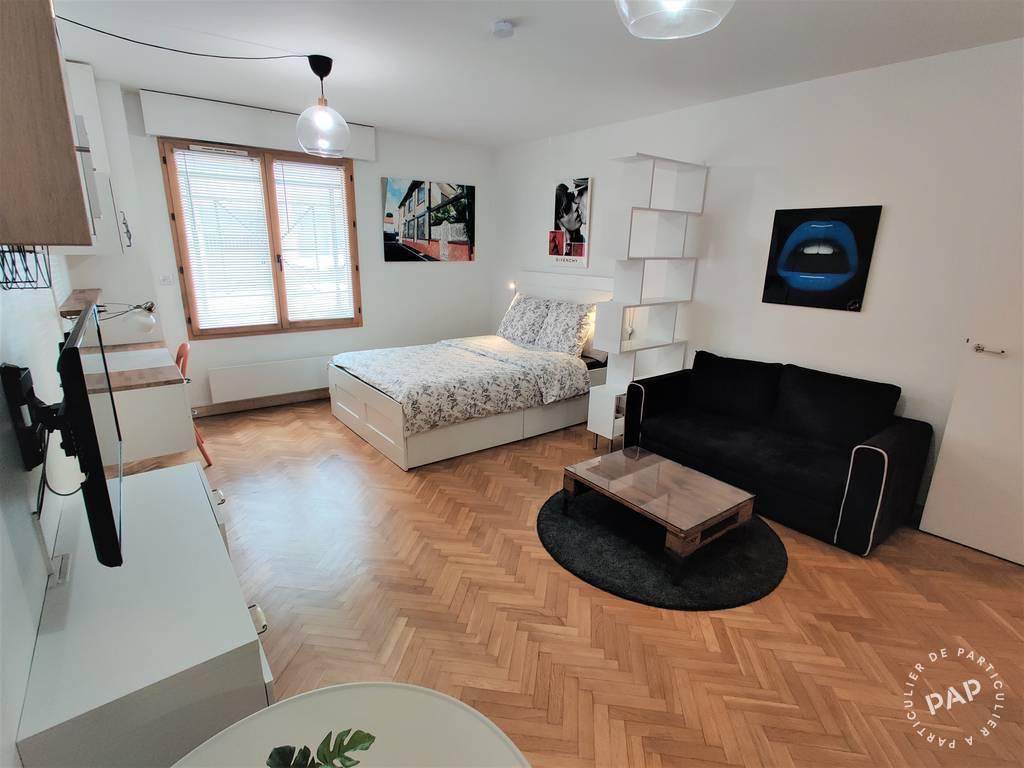Location meubl e studio 31 m paris 17e 31 m for Accessoires salle de bain paris