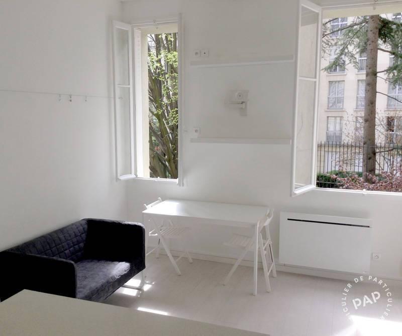 Location meubl e studio 24 m paris 13e 24 m 980 for Bail de location meuble