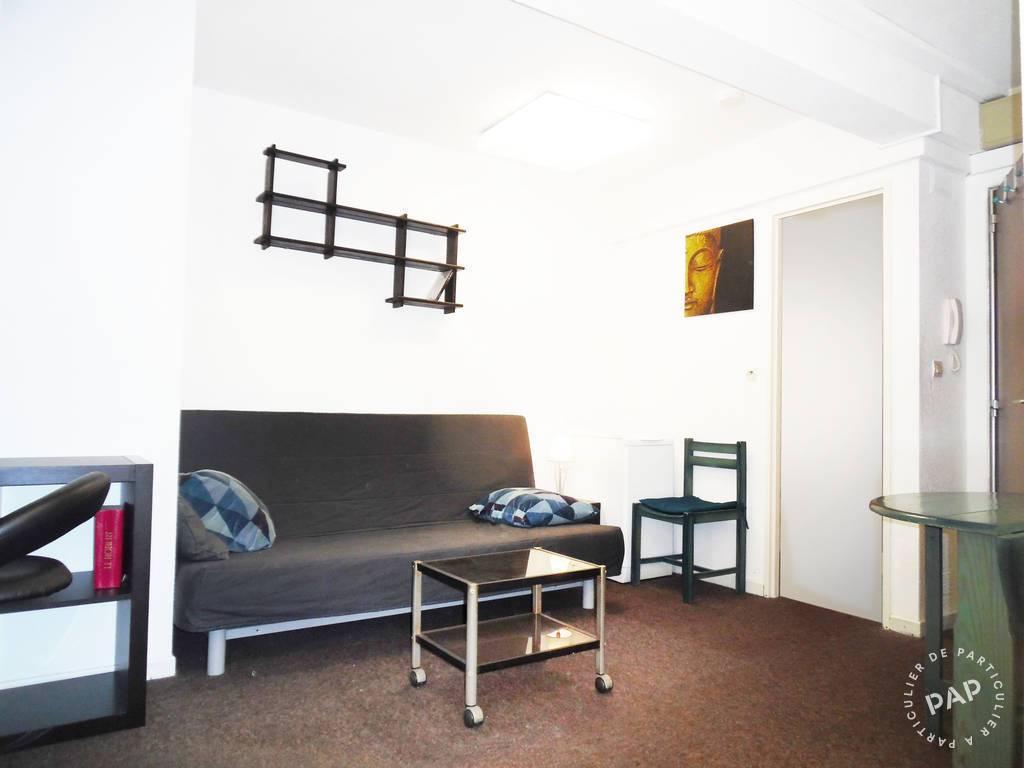 location meubl e studio 19 m marseille 8e 509 19 m. Black Bedroom Furniture Sets. Home Design Ideas