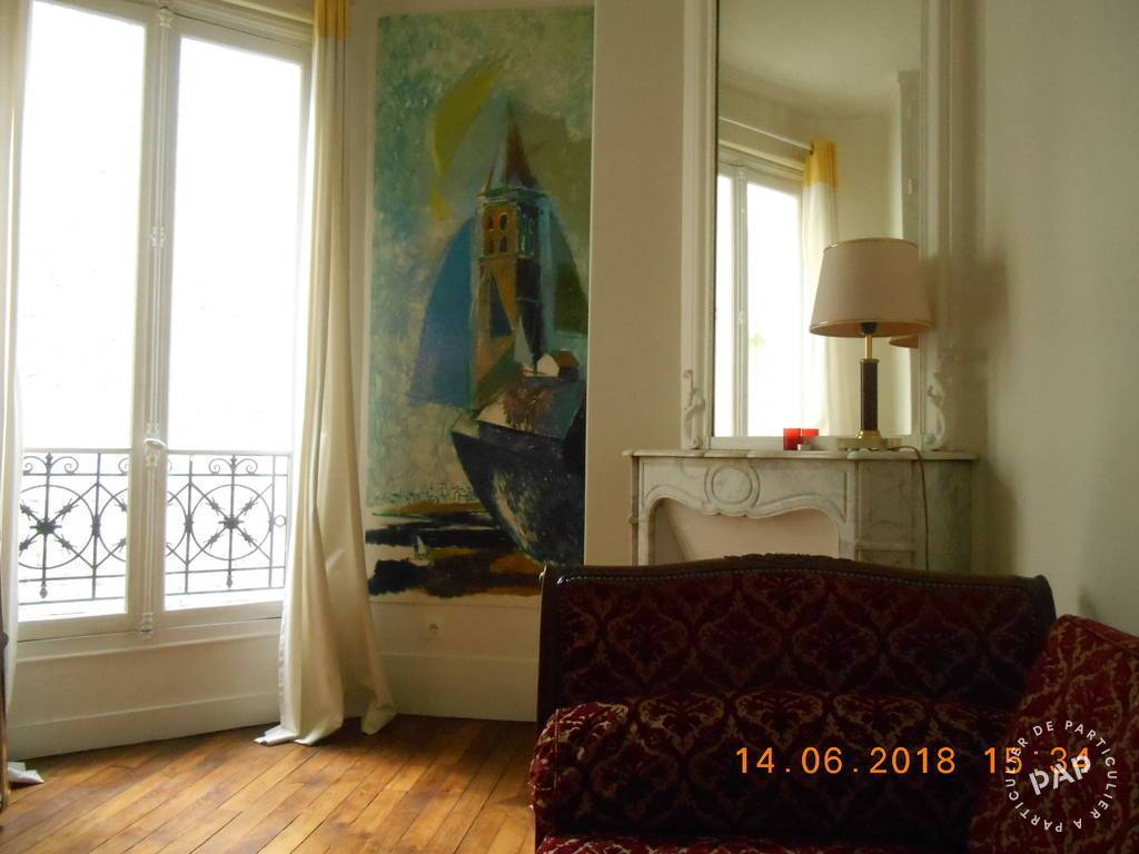 Vente appartement 4 pi ces 90 m paris 16e 90 m for Pierre mabille le miroir du merveilleux
