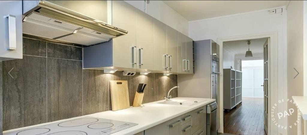 Location meubl e chambre 52 m paris 16e 52 m for Chambre de bonne a louer paris