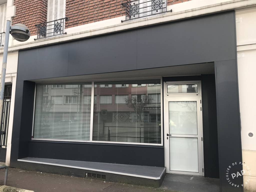 Vente et location Local commercial Gagny (93220) 43 m² 2.090 €
