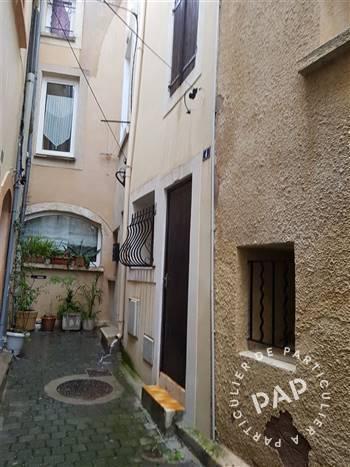 Vente Maison Poussan - Centre Historique 39m² 59.000€