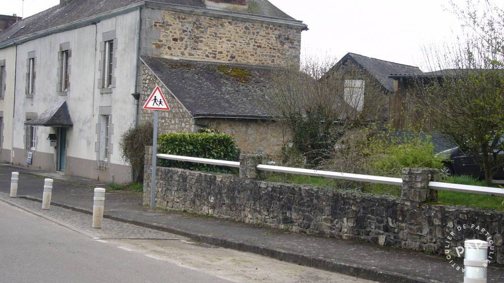 Vente maison 10 pièces Bourgon (53410)