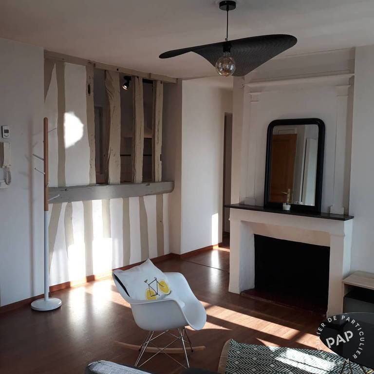 location meubl e appartement 3 pi ces 50 m rouen 76 50 m 780 de particulier. Black Bedroom Furniture Sets. Home Design Ideas