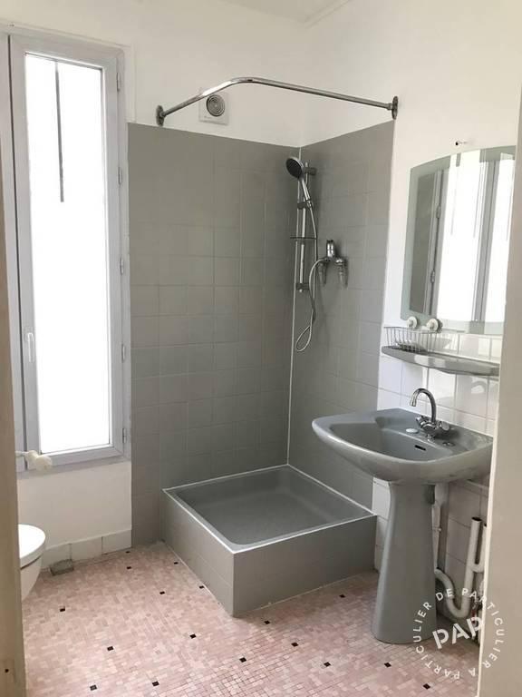 Location appartement 2 pi ces 28 m paris 18e 28 m for Appartement meuble location paris