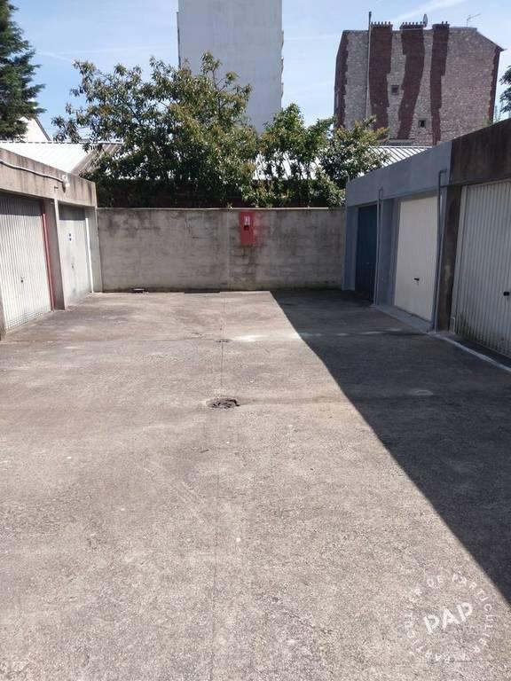 Location garage parking les lilas 93260 130 de for Location garage 14