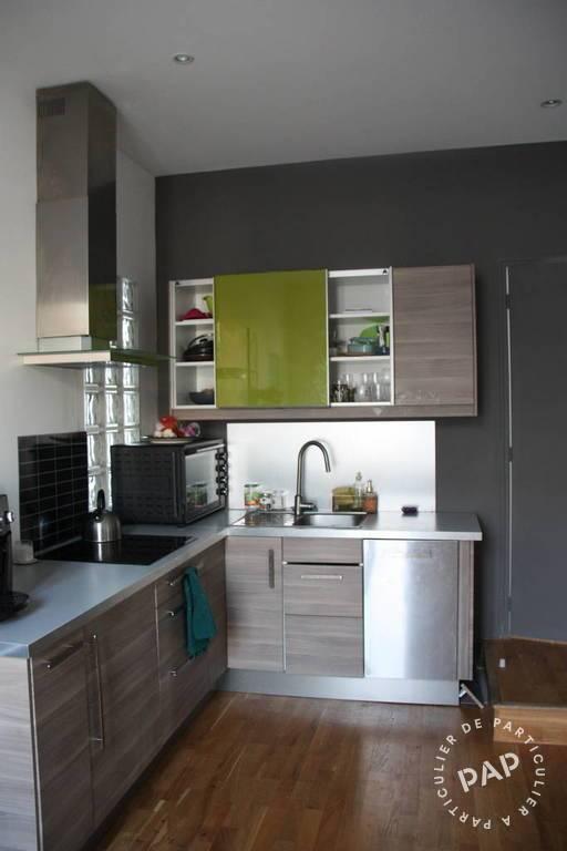 Location meublée appartement 2 pièces 30 m² Boulogne-Billancourt ...