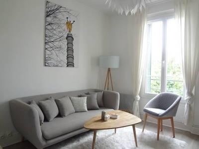 Location meublée appartement 3pièces 45m² Corbeil-Essonnes (91100) - 820€