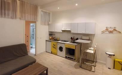 Location meublée appartement 2pièces 30m² Paris 19E - 960€