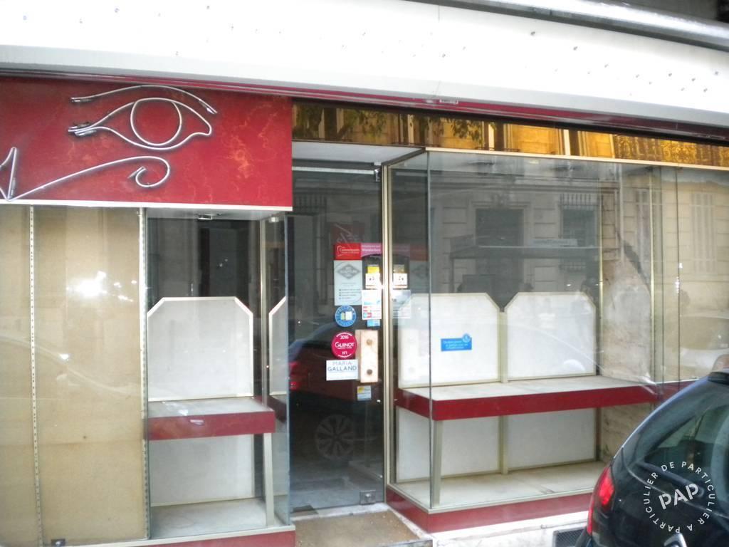 Vente et location Local commercial Marseille 4E 100m² 700€