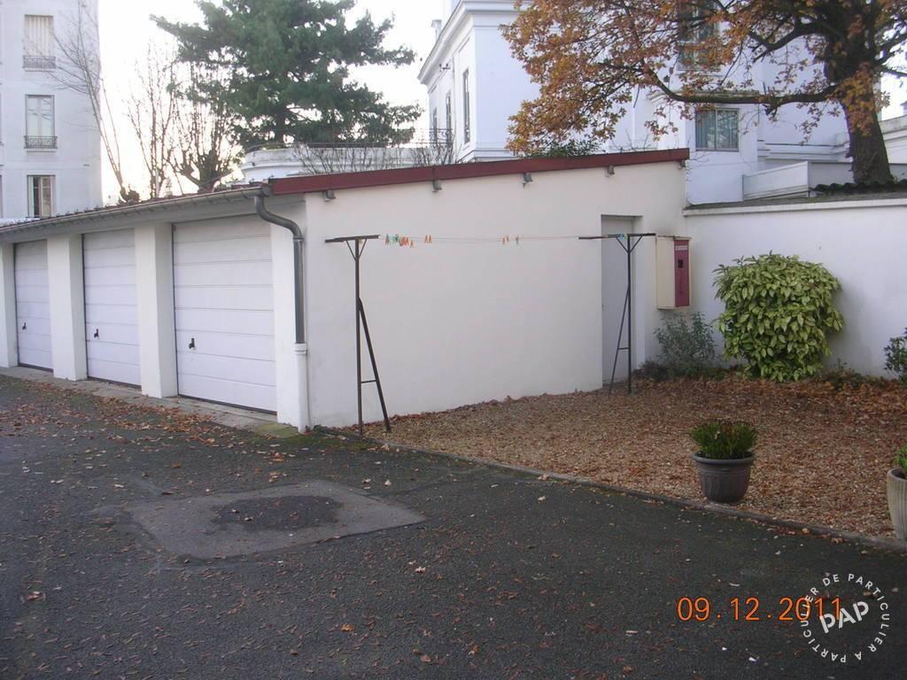 Location garage parking 15 m saint maur des fosses 94 for Garage auto saint maur