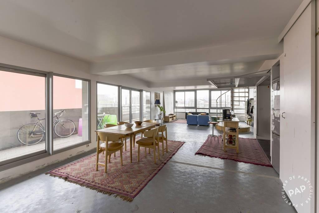 Vente appartement 4 pièces Ivry-sur-Seine (94200)