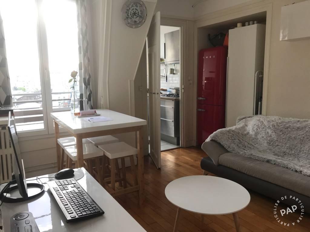 location appartement 2 pi ces 36 m asnieres sur seine 92600 36 m de. Black Bedroom Furniture Sets. Home Design Ideas