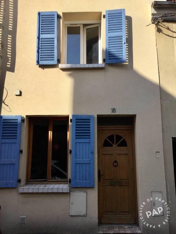 Vente maison 4 pièces Mantes-la-Jolie (78200)