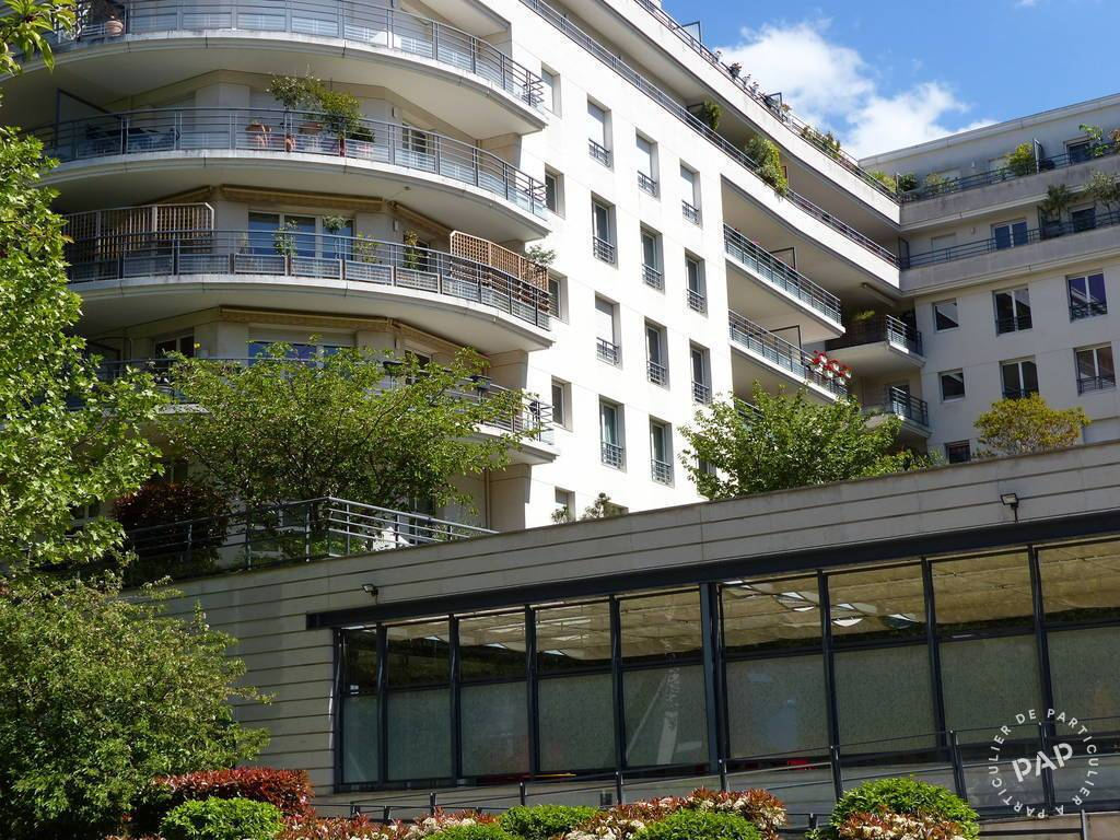 Location appartement 2 pi ces 46 m issy les moulineaux for Appartement atypique issy moulineaux