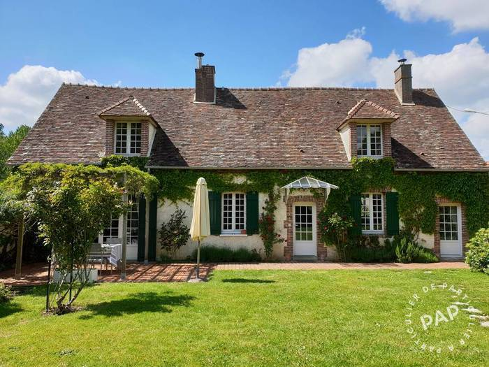 Vente Maison Villiers-Le-Morhier (28130) 215m² 349.000€
