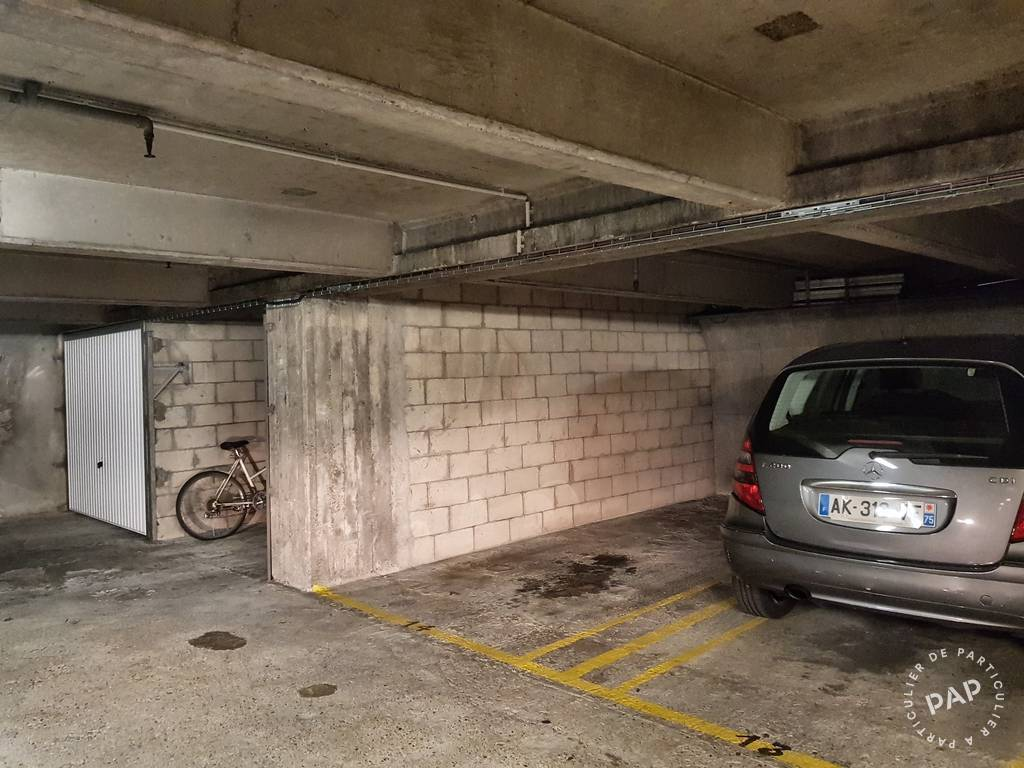 Location garage parking paris 16e 150 de particulier particulier pap - Location garage paris 15 ...