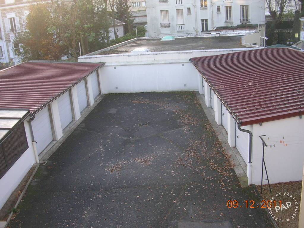 Location garage parking 15 m saint maur des fosses 94 for Garage automobile saint maur des fosses