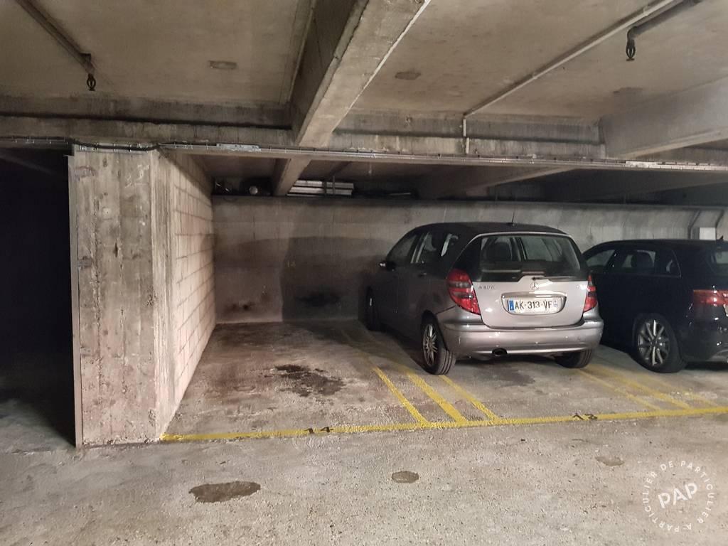 Location garage parking paris 16e 150 de for Garage paris 16