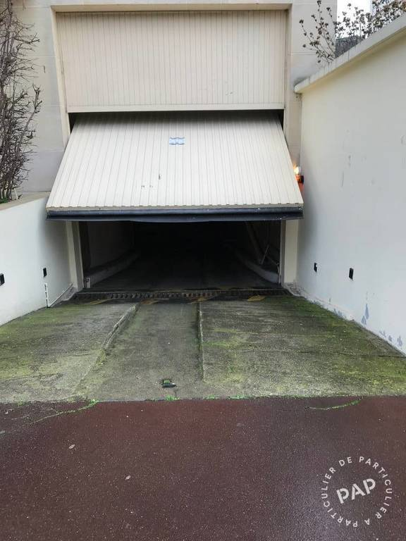 Location garage parking saint mande 94160 120 de for Location box garage particulier